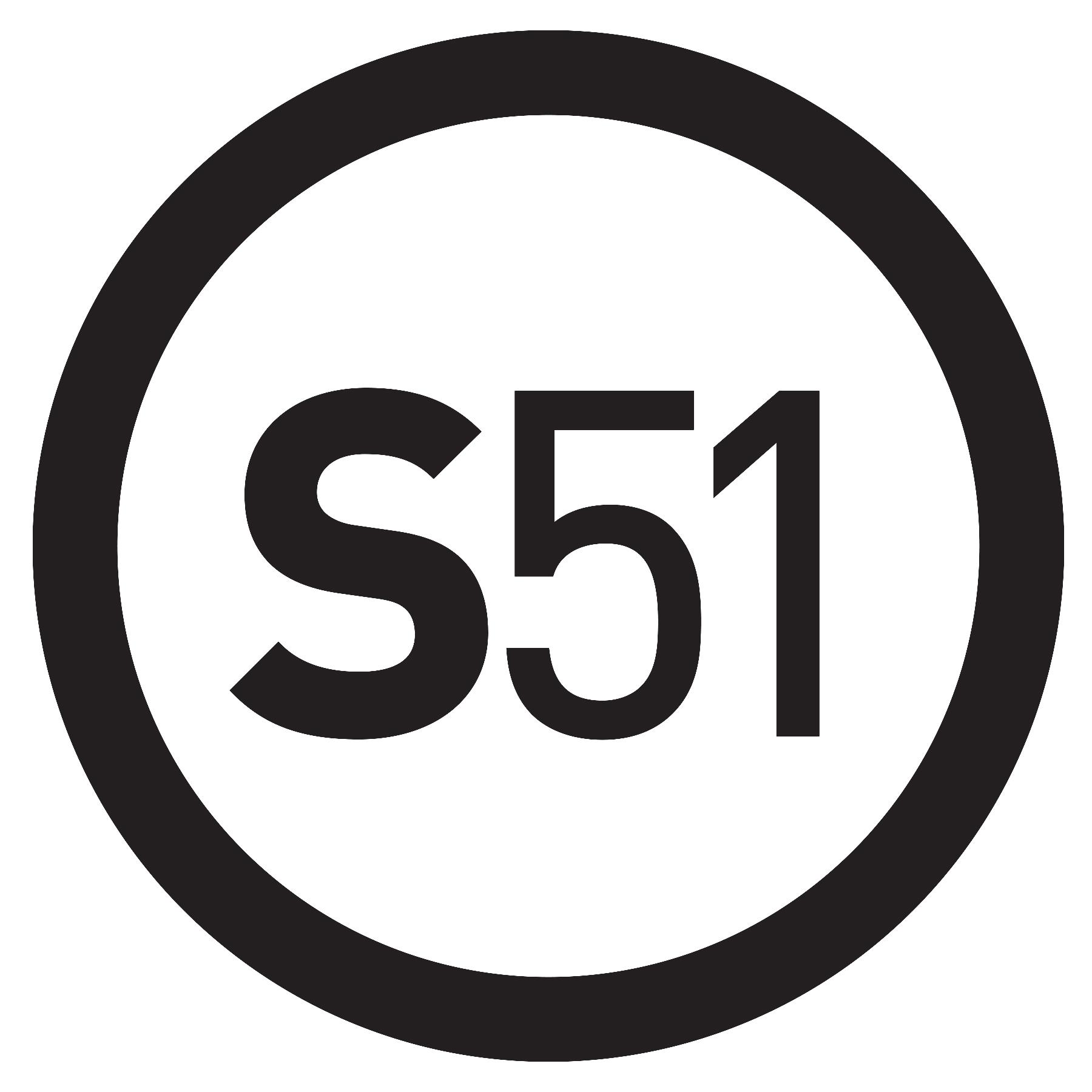 SURFACE 51 logo